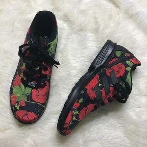 adidas Shoes - Women s ZX Flux Red Rose Fashion Sneakers 3a9f98cf7
